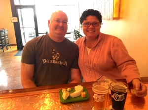 Visit To Tin Cannon Brewing in Gainesville, VA
