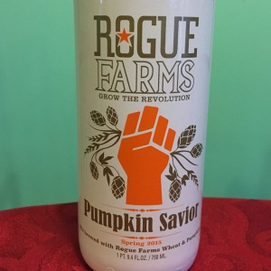 pumpkin savior